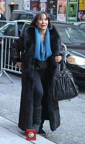 Freda Payne outside The Ed Sullivan Theater for 'The Late Show with David Letterman'  New York City, USA -...