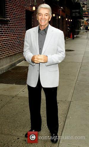 Tom Dreesen and David Letterman