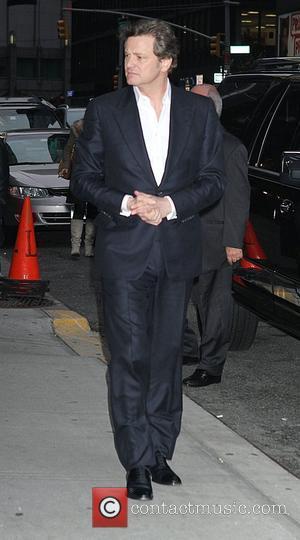 Colin Firth and Ed Sullivan