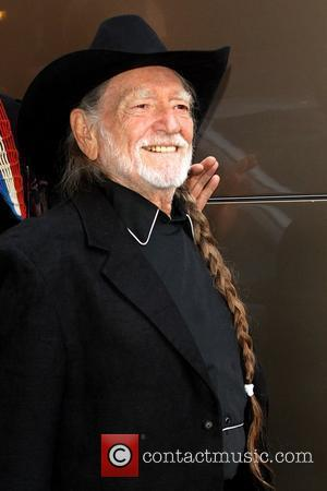 David Letterman, Willie Nelson