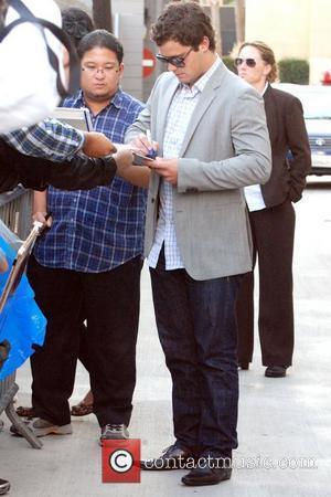 Levi Johnston and Jimmy Kimmel