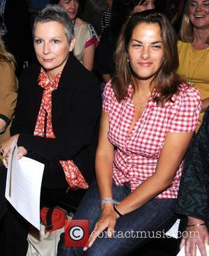 London Fashion Week, Jennifer Saunders
