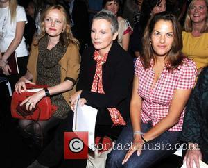 Miranda Richardson, Jennifer Saunders and Tracey Emin