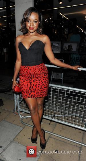 Naomi Campbell, Bond, Keisha Buchanan, London Fashion Week