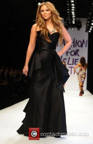 London Fashion Week, Kimberley Walsh