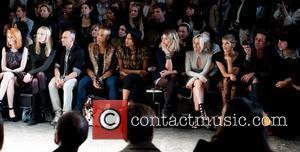 Pixie Geldof, Agyness Deyn, Jaime Winstone, Lily Allen and Nick Grimshaw