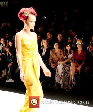 Amber Rose, Lily Allen, London Fashion Week