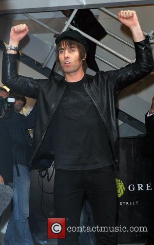 Liam Gallagher Liam Gallagher's Pretty Green Pop-Up Shop - launch reception held at Carnaby Street. London, England - 29.07.10