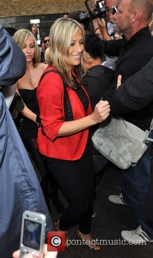 Nicole Appleton Liam Gallagher's Pretty Green Pop-Up Shop - launch reception held at Carnaby Street. London, England - 29.07.10