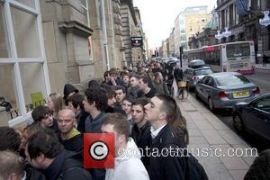 Liam Gallagher launches his Pretty Green store in Glasgow Glasgow, Scotland - 07.01.11