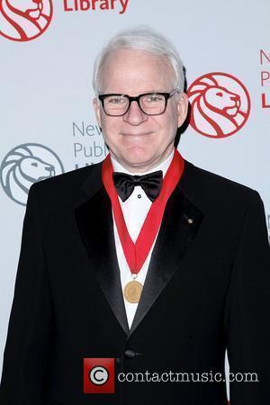 Steve Martin The 2010 Library Lions Benefit held at the New York Public Library New York City, USA - 01.11.10
