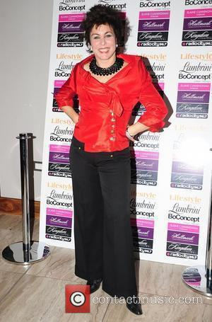 Ruby Wax at the lifestyle awards held at the Liverpool Hilton Liverpool, England - 20.03.10