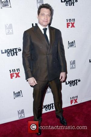 Holt McCallany Premiere screening of FX's 'Lights Out' at Hudson Theatre - Arrivals New York City, USA - 05.01.11
