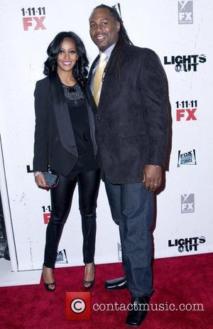 Lennox Lewis Premiere screening of FX's 'Lights Out' at Hudson Theatre - Arrivals New York City, USA - 05.01.11