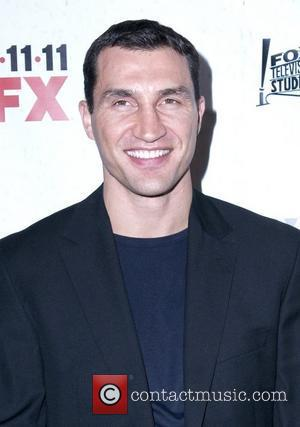 Wladimir Klitschko Premiere screening of FX's 'Lights Out' at Hudson Theatre - Arrivals New York City, USA - 05.01.11