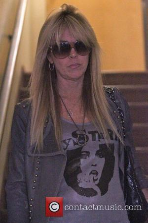 Dina Lohan seen arriving at her daughters court appointed alcohol education program in Glendale.  Los Angeles, California - 05.05.10