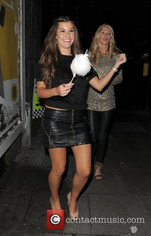 Imogen Thomas and Pixie Lott