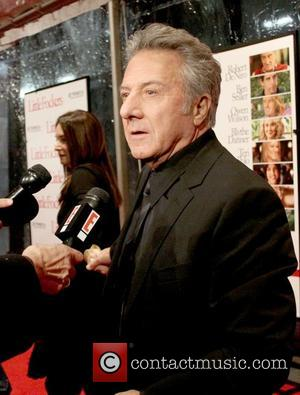 Hoffman's 'Relief' At Fockers Break