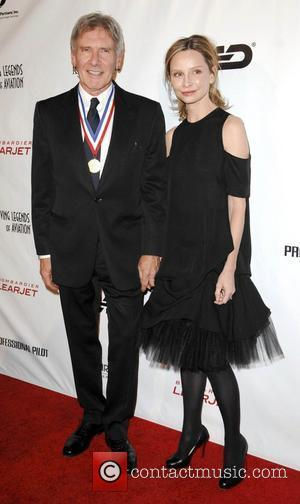 Harrison Ford and Calista Flockhart The 8th Annual Living Legends of Aviation Awards at the Beverly Hilton - Arrivals Los...