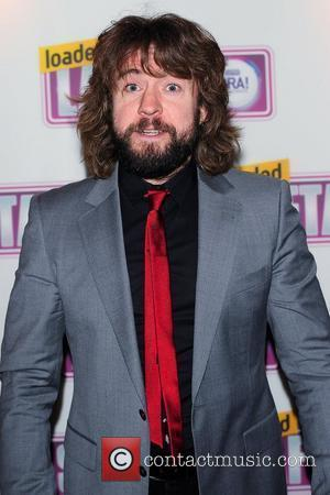 Justin Lee Collins The Loaded LAFTA's at the Cuckoo Club London, England - 27.01.10