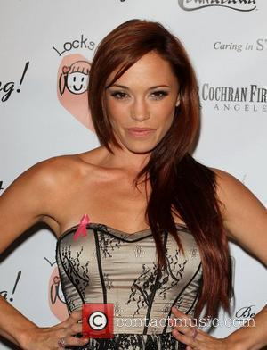 Jessica Sutta Charitable event to benefit 'Locks of Love' held at Skybar at Mondrian West Hollywood, California - 06.10.10