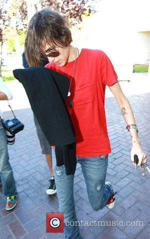 Sam Ronson and Lindsay Lohan