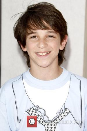 Zachary Gordon Lollipop Theatre 2nd Annual Game Day at Nickelodeon Animation Studio - Arrivals Burbank, California - 02.05.10