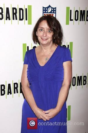 Rachel Dratch  Opening night of the Broadway production of 'Lombardi' at the Circle In the Square Theatre - Arrivals....