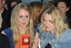 Diana Vickers (left) and Diana Vickers