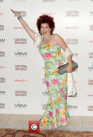 Cleo Rocos,  London Lifestyle Awards held at the Riverbank Plaza Hotel London, England - 07.10.10
