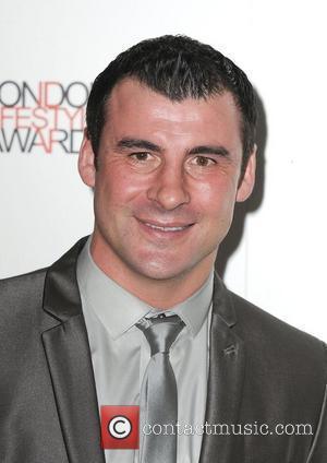 Joe Calzaghe,  London Lifestyle Awards held at the Riverbank Plaza Hotel London, England - 07.10.10