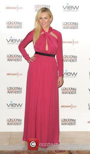 Zoe Salmon,  London Lifestyle Awards held at the Riverbank Plaza Hotel London, England - 07.10.10