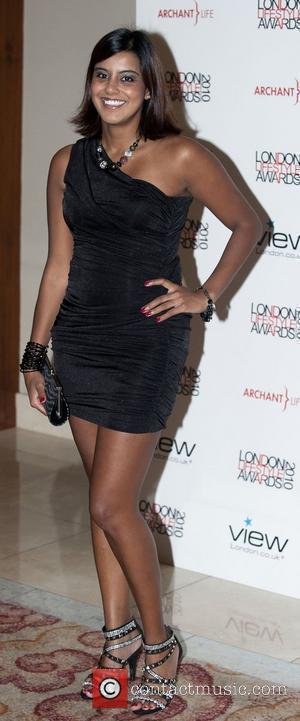 Pooja Shah London Lifestyle Awards held at the Riverbank Plaza Hotel London, England - 07.10.10