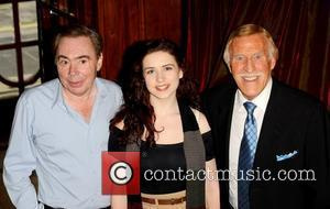 Andrew Lloyd Webber, Bruce Forsyth and Palladium