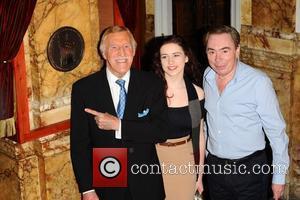 Bruce Forsyth, Andrew Lloyd Webber and Palladium