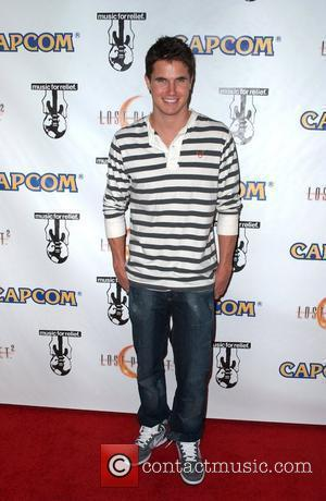 Robbie Amell Launch Of Capcom's Lost Planet 2 held at the Roosevelt Hotel - Arrivals Los Angeles, California - 06.05.10