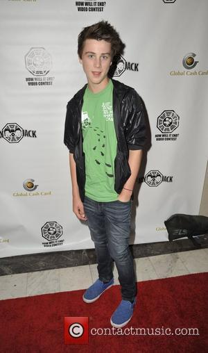 Sterling Beaumon Lost Finale Party at the Orpheum Theatre in Los Angeles CA - 23.05.10