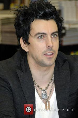 Ian Watkins Lostprophets sign copies of their new album 'The Betrayed' at HMV Cardiff, Wales - 19.01.10