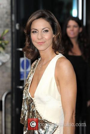 Julia Bradbury BBC One presents The National Lottery's Big Night at the Roundhouse.  London, England - 04.09.10