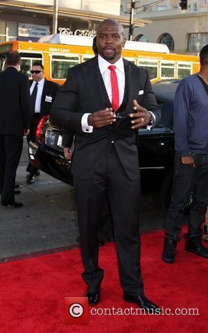 Terry Crews and Guest