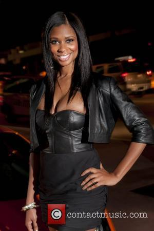 Jennifer Williams Lou La Vie, Miami's premier luxury and exotic rental car debut at the Lebron James' 26th birthday party...