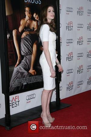 Anne Hathaway and Afi