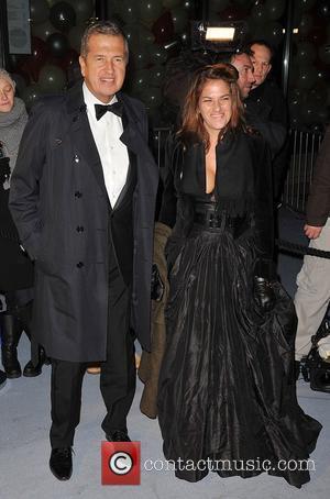 Mario Testino and Tracey Emin