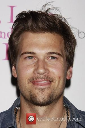 Nick Zano Party celebrating the new cast of the Off-Broadway production of 'Love, Loss, and What I Wore' held at...