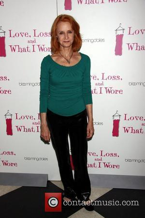 Swoosie Kurtz Party celebrating the new cast of the Off-Broadway production of 'Love, Loss, and What I Wore' held at...