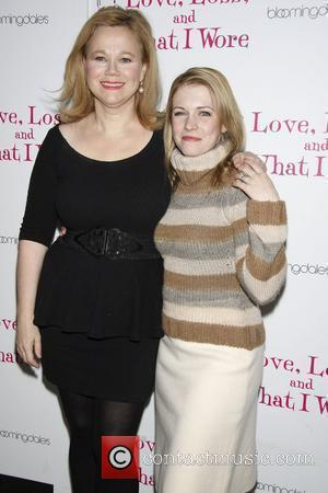 Caroline Rhea and Melissa Joan Hart  attending the after party celebrating the new cast members of the play 'Love,...