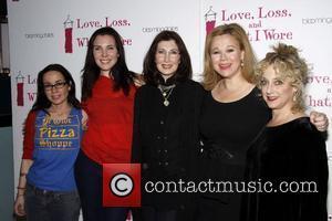 Janeane Garofalo, June Diane Raphael, Joanna Gleason, Caroline Rhea and Carol Kane