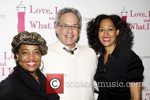 Rhonda Ross Kendrick, Robert Ellis Silberstein and Tracee Ellis Ross Photocall with the new cast members of the play 'Love,...