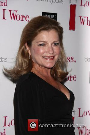 Kate Mulgrew attending the party celebrating the new cast of 'Love, Loss, and What I Wore' held at 44 1/2...