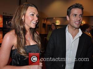 Michelle Heaton and fiance Hugh Hanley